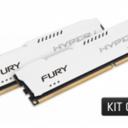 Kingston - HX313C9FWK2/16 - 16384 MB - DDR3 - 1333 MHz - 1.5 V - 9-9-9-27 ns - Nou