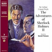 The Adventures of Sherlock Holmes: The Engineer's Thumb, The Silver Band, The Scandal in Bohemia, The Five Orange Pips v. 2 by Sir Arthur Conan Doyle