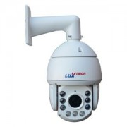 Speed Dome CFTV 1.0 Megapixel AHD Alcance 100 Metros Zoom 18x LVC-SDAH Luxvision