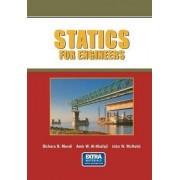 Statics for Engineers by B. B. Muvdi