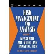 Risk Management and Analysis: v. 1 by Carol Alexander