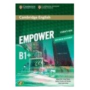Vv.aa. Cambridge English Empower For Spanish Speakers B1+ Student S Book With