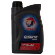 Total QUARTZ 7000 10W-40 1 Litro Lattina