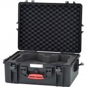 HPRC Hard Case HPRC2600 for Parrot BEBOP kufer kofer Black crni S-BEB2600-01 HPRC2600BEB 555x432x223cm 2600BEB S-BEB2600-01