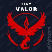 T-shirt Team Valor