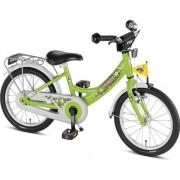 Bicicleta para niños Puky ZL 16-1 aluminio verde 2017 Bicicletas para niños