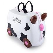 Trunki: The Original Ride-On Suitcase NEW Frieda (White)