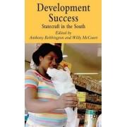 Development Success by Anthony Bebbington