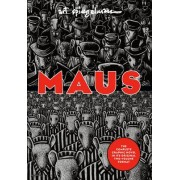 Maus: My Father Bleeds History, Here My Troubles Began v. 1 & 2 by Art Spiegelman