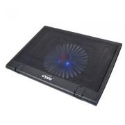Spire Astro - Base di raffreddamento per PC portatile USB 2, colore: Nero