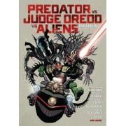 Predator Versus Judge Dredd Versus Aliens by John Wagner