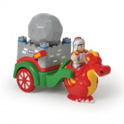 WOW Toys - George's Dragon Tale, coche de juguete (10306)
