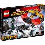 Lego super heroes la battaglia finale per asgard