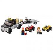 Lego City 60148 Wyścigowy Zespół Quadowy - Gwarancja terminu lub 50 zł! BEZPŁATNY ODBIÓR: WROCŁAW!