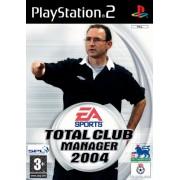 Total Club Manager 2004 (PS2) [Edizione: Regno Unito]