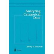Analyzing Categorical Data by Jeffrey S. Simonoff
