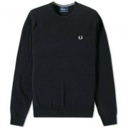 FRED PERRY Classic Crew Neck (L)