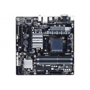 Gigabyte GA-78LMT-USB3 - 5.0 - carte-mère - micro ATX - Socket AM3+ - AMD 760G - USB 3.0 - Gigabit LAN - carte graphique embarquée - audio HD (8 canaux)