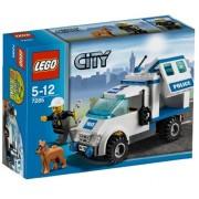 Lego City Police Dog Unit Building Set