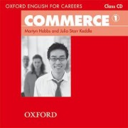 Oxford English for Careers: Commerce 1: Class Audio CD