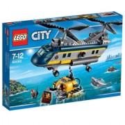 Lego City okeanska ekspedicija Helicopter 60093