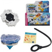 Imported Beyblade Toys DX Starter Valkyrie Wing Accel ATTACK B01