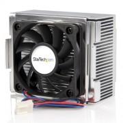 StarTech.com Ventola di Raffreddamento CPU Socket 478 con Dissipatore e Connettore TX3, 85x70x50 mm , Nero