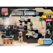 Block Tech Desert Storm Military Outpost 138 Blocks