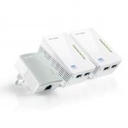 TPLINK 300Mbps Wireless N Powerline Extender 500Mbps