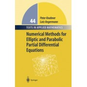 Numerical Methods for Elliptic and Parabolic Partial Differential Equations by Peter Knabner