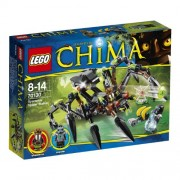 Lego Chima 70130 - Il Ragno Predatore di Sparratus