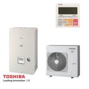 TOSHIBA HWS-804XWHT6-E/HWS-804H-E ESTIA levegő-víz hőszivattyú