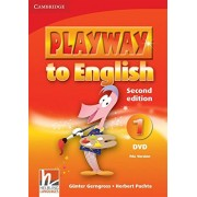 Playway to English Level 1 DVD PAL