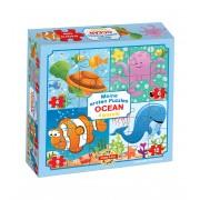Puzzle pentru bebeluși Primul meu puzzle Dohány Ocean 500-3
