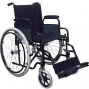sedia a rotelle / carrozzina pieghevole ad autospinta evolution - brac
