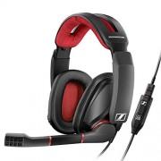 Sennheiser GSP 350 Gaming Headphones (Black/Red)