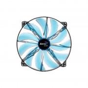 Ventilator Aerocool Silent Master Blue LED 200 mm