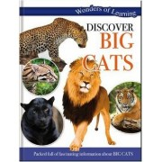 Wonders of Learning: Discover Big Cats by NORTH PARADE PUBLISHING