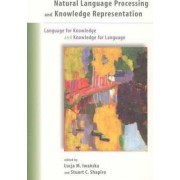 Natural Language Processing and Knowledge Representation by Lucja Iwanska