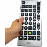Telecomando Gigante Jumbo Universale - controlla fino a 8 apparecchi!
