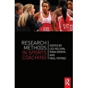 Research Methods in Sports Coaching by Lee Nelson