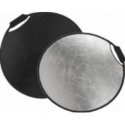 Blenda Matin M-7194-3 blenda reflexie silverblack cu maner 82cm