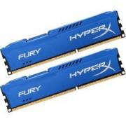2x8GB DDRIII PC12800 1600MHz Kingston HyperX Fury Blue HX316C10FK2/16 KIT (16GB)