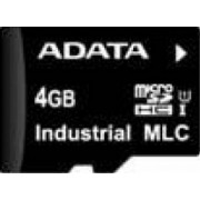 Card de Memorie Adata Industrial MLC microSDHC 4GB UHS-1