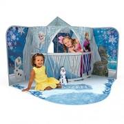 The Ninja Corporation 6835 - Frozen Elsa WD Il Balcone Tenda Gioco, Poliestere, Stampata su 4 Lati, 100 x 100 cm x Altezza 85 cm