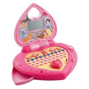 Toy / Game Vtech - Disney Princess - Magical Learning Laptop with Cinderella Snow White Belle And Aurora