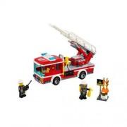 Lego City - Wóz strażacki z drabiną 60107