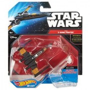 Hot Wheels Star Wars Poes X-Wing Fighter (Closed Wings) Die-Cast Vehicle