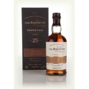 Balvenie 25 Year Old Triple Cask 70cl, 40%
