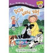 Dog Wash Day by Maryann Cocca-Leffler